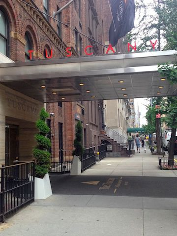 St Giles Tuscany Hotel In New York City This Luxury
