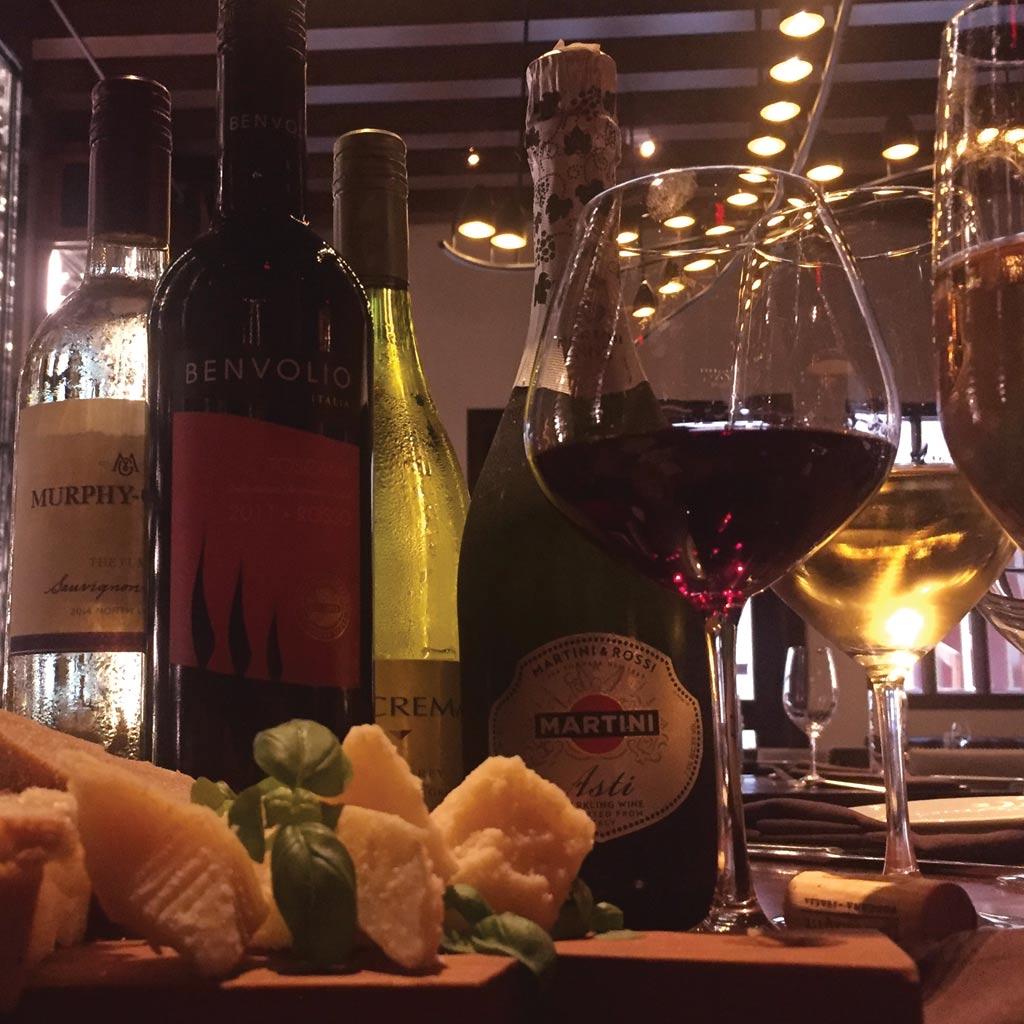 Nashville Trattoria Il Mulino and Jackson Family Wines