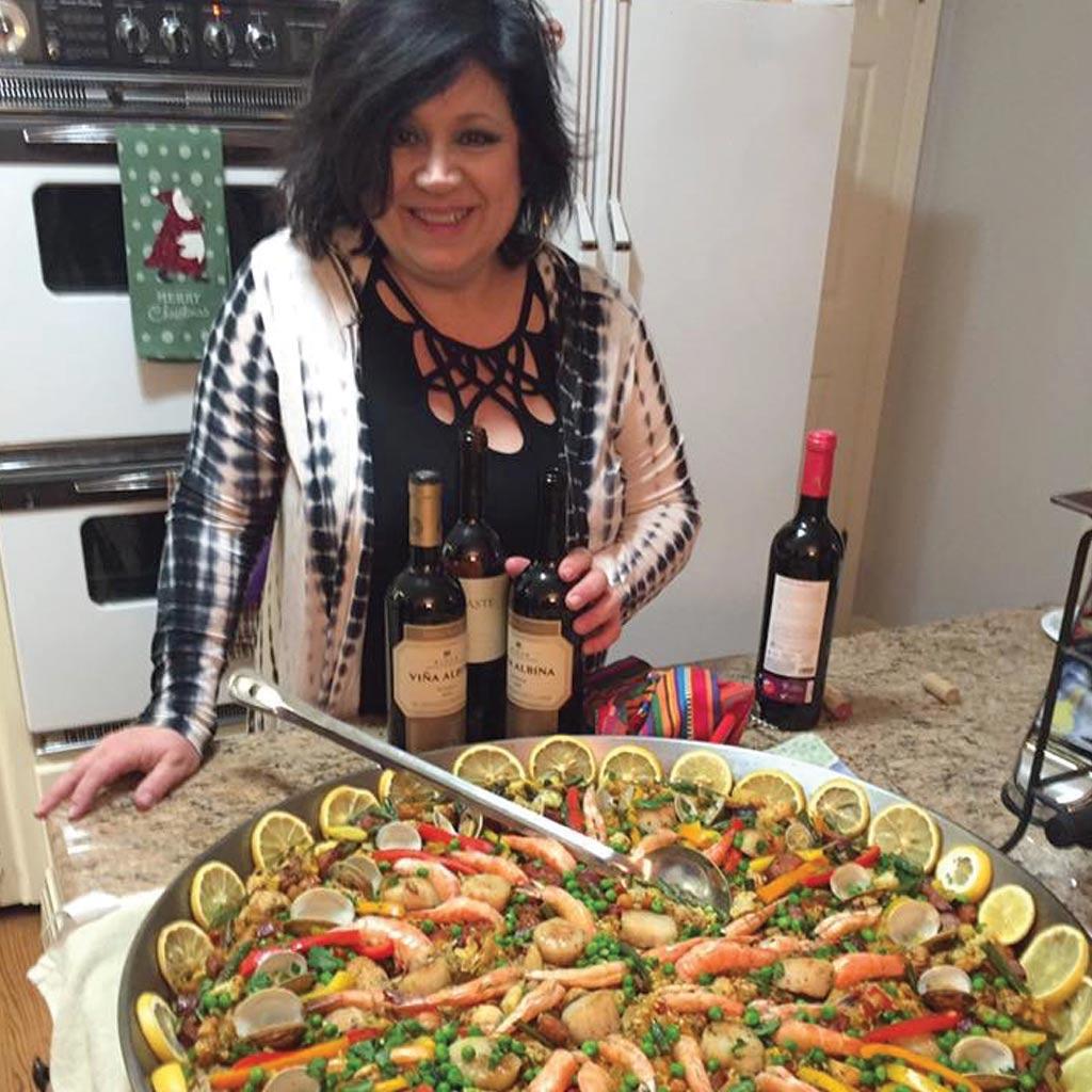 Customized Spanish Paellas Nashville