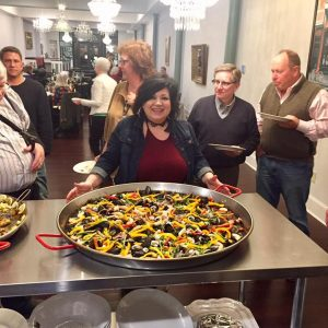 My Paella Travels Nashville Lisa Mays