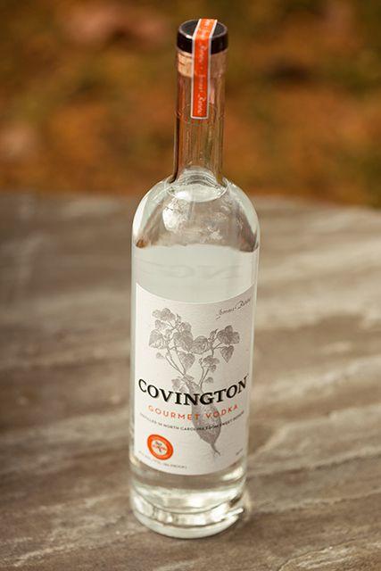 Covington S Sweet Potato Vodka From North Carolina Is America Actually It Makes Every Tail The Best