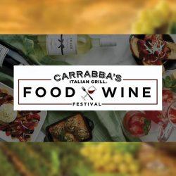 Carrabbas Food Wine Festival